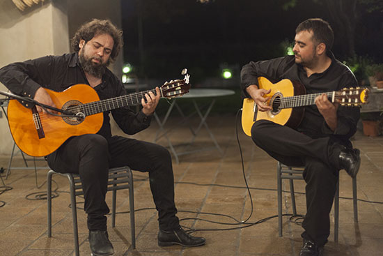 guitar duo flamenco
